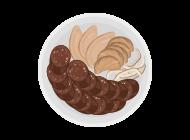 Icon of sundae