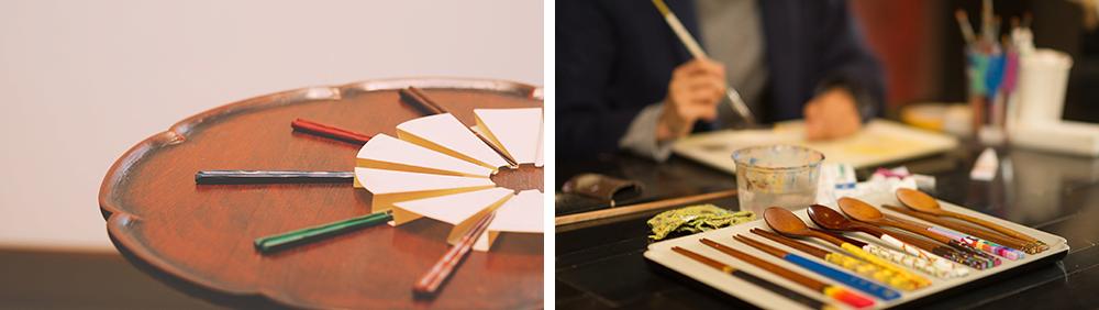 照片1:那家筷子,照片2:那家碗筷