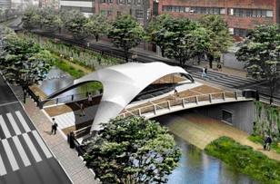 Saebyeokdari (Dawn Bridge)