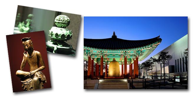 국립중앙박물관 유물들