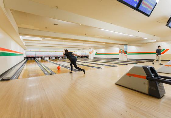 Han Nam Bowling Center