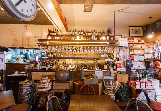 Wine Book Café