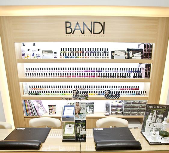 BANDI NAIL狎鸥亭直营店